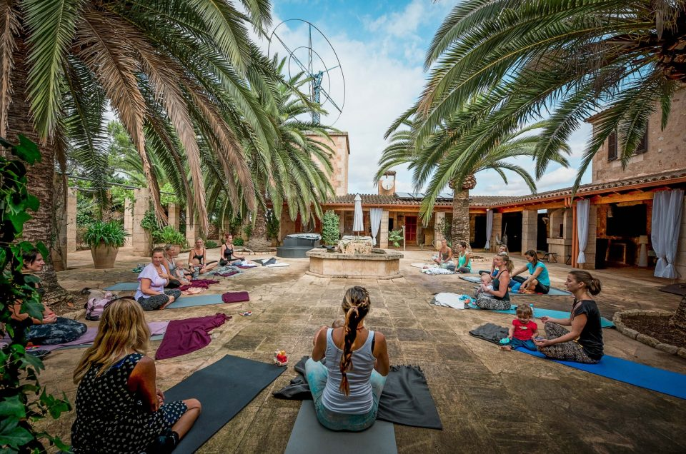 Yoga retreat in Mallorca