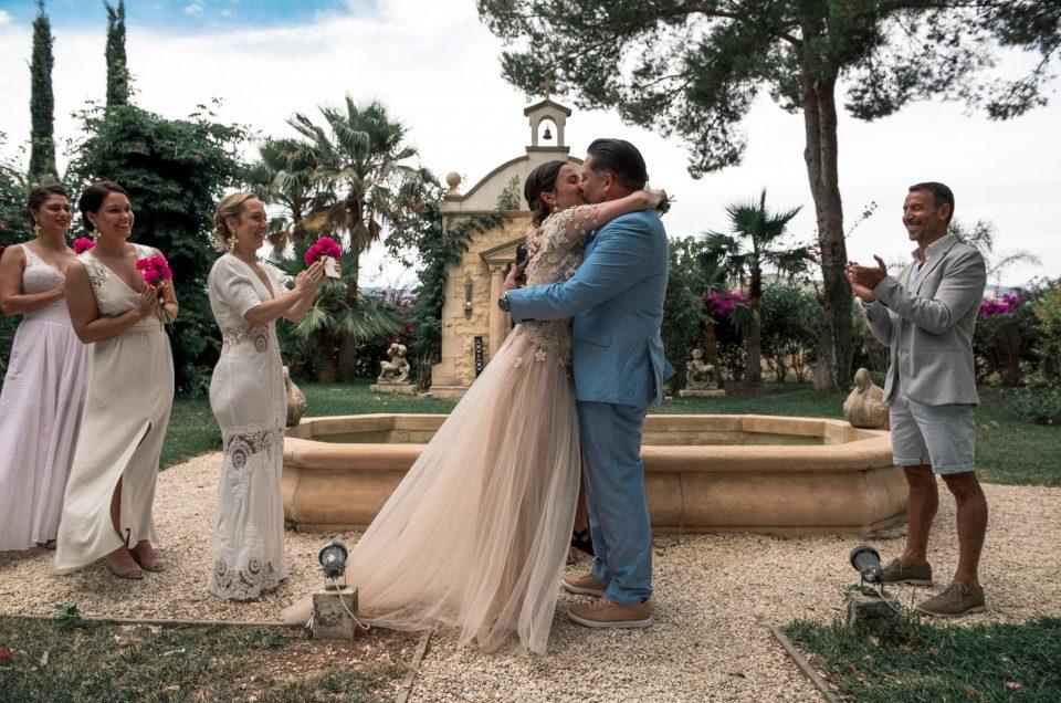 Wedding Finca Santa Lucia Mallorca