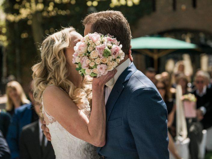 Hochzeit im Hofgut von Hünersdorff