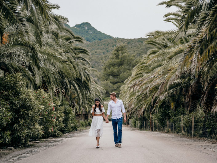 Mallorca Honeymoon couples shoot