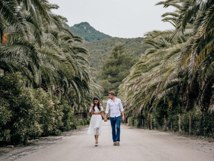 Mallorca Honeymoon couples shoot