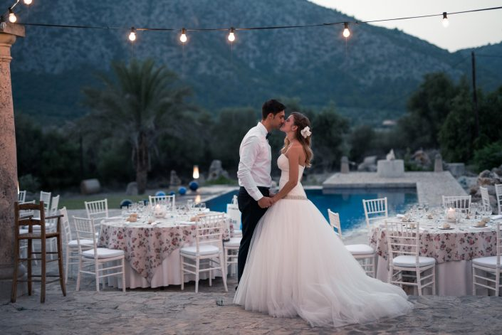 Romantic Spanish Wedding