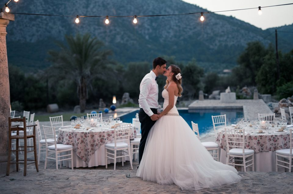 Rural Garden Wedding in Mallorca