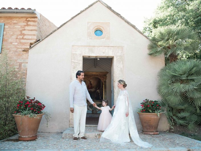 Elopement Chapel Wedding Mallorca