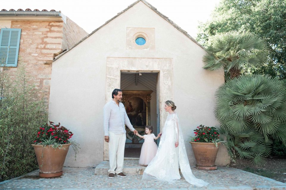 Elopement Wedding in Mallorca