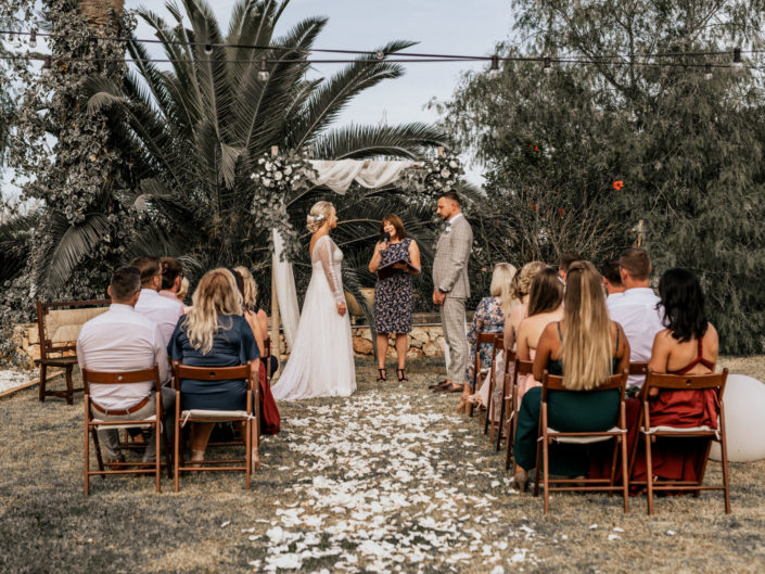 Paulina & Algimantas Mallorca Wedding