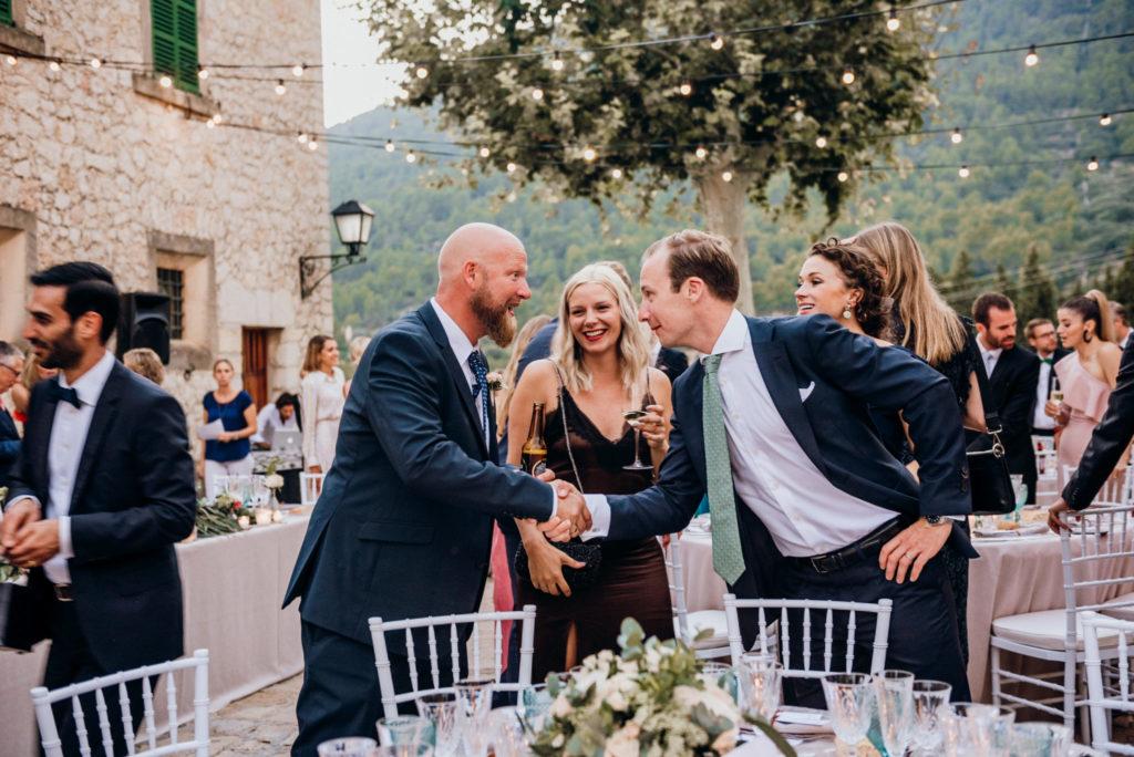 Son Berga wedding