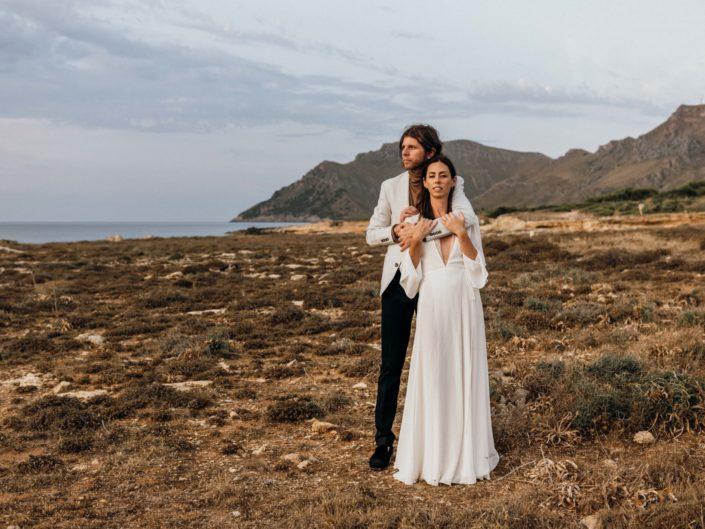 Megan & Aaron Mallorca Elopement