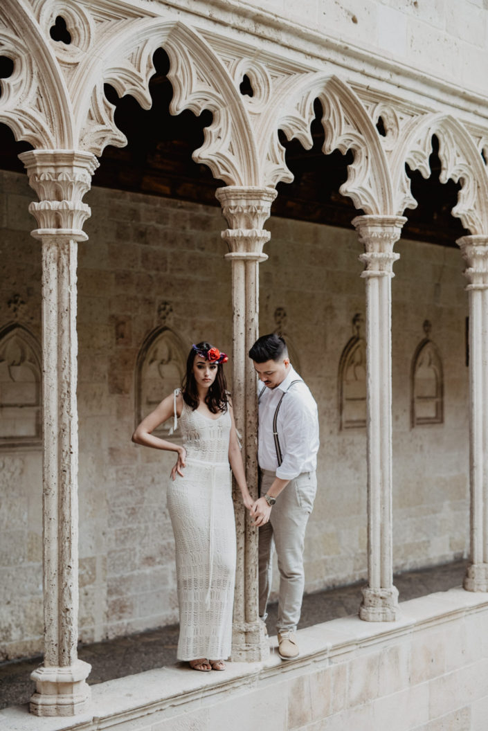 mallorca couples shoot