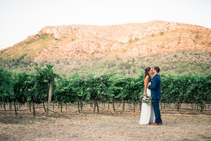 Son Simo Vell Vineyard Wedding