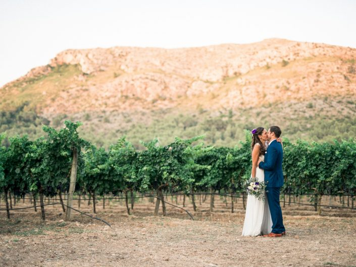 Son Simo Vell Vineyard Wedding