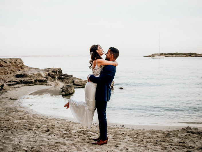 Mallorca destination beach wedding