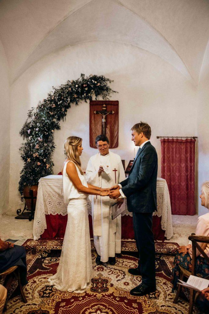 Glamorous Finca Wedding