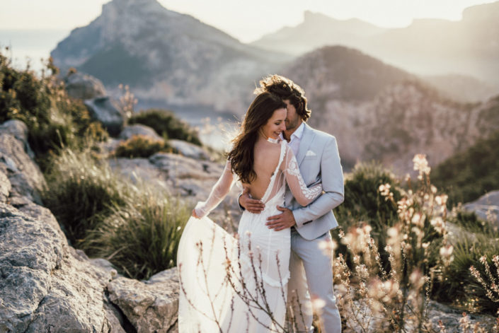 Mallorca wedding photographers