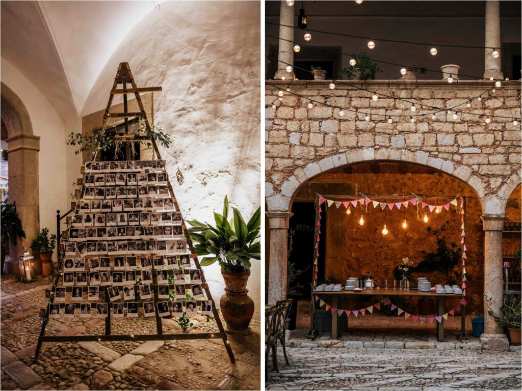 Rustic finca weddings