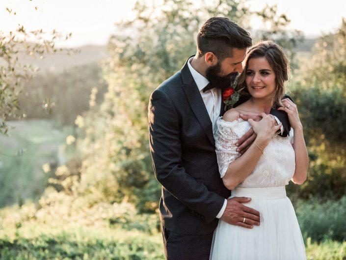 Elopement Hochzeit in der Toscana